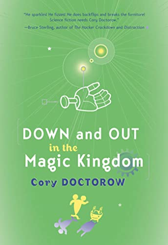Down and Out in the Magic Kingdom By Cory Doctorow (Muckrock)