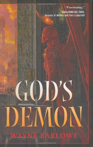 God's Demon By Wayne Douglas Barlowe