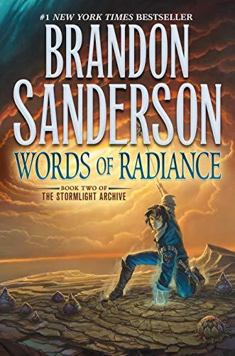 Words of Radiance By Brandon Sanderson
