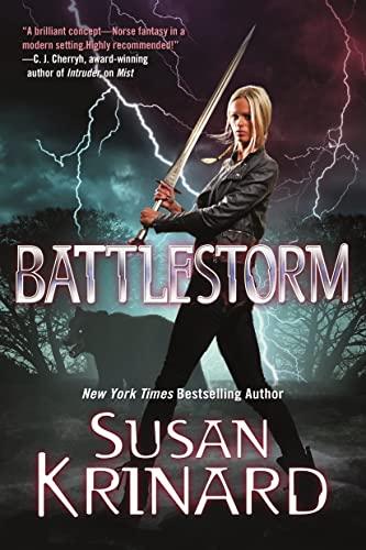 Battlestorm By Susan Krinard