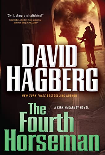 The Fourth Horseman By David Hagberg