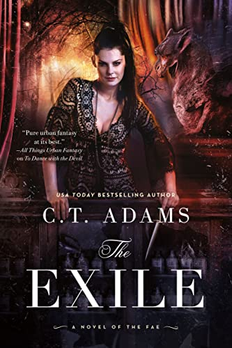 The Exile By C T Adams
