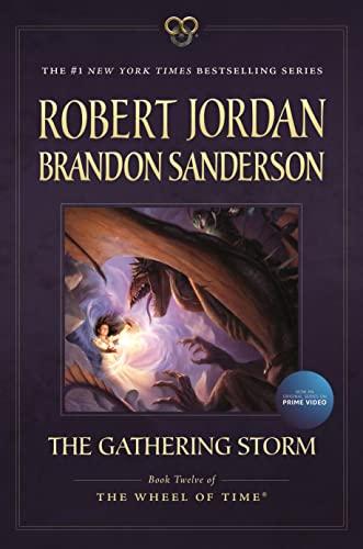 The Gathering Storm By Robert Jordan (University of New South Wales)