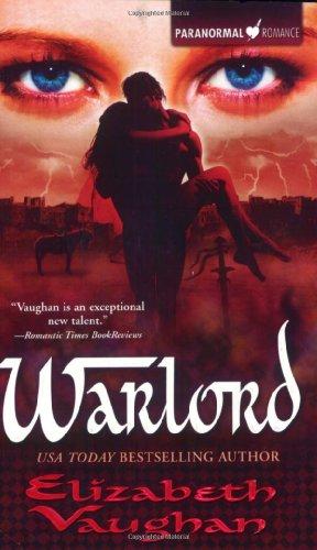 Warlord By Elizabeth Vaughan