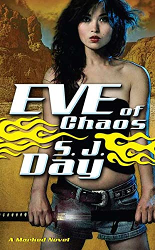 Eve of Chaos By Sylvia Day