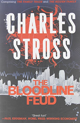 The Bloodline Feud By Charles Stross