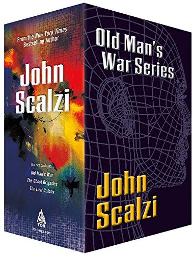 Old Man's War Boxed Set I By John Scalzi