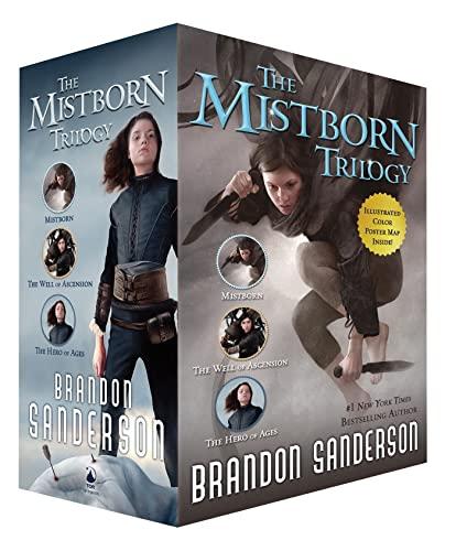 Mistborn Trilogy Tpb Boxed Set By Brandon Sanderson