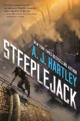 Steeplejack By A J Hartley