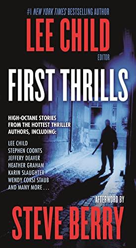 First Thrills By International Thriller Writers