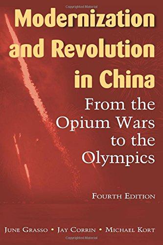Modernization and Revolution in China By June Grasso (Boston University, USA)