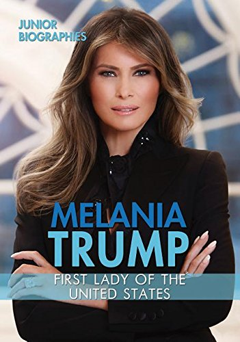 Melania Trump By Kristen Rajczak Nelson
