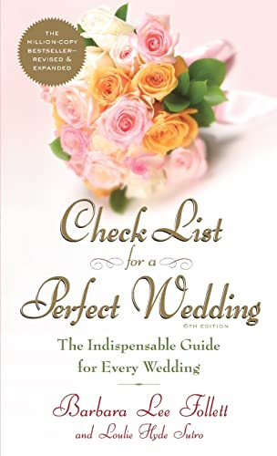 Check List/Perfect Wed, 6th Ed By Barbara Follett