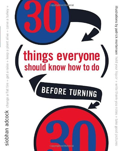 30 Things Everyone Should Know By Siobhan Adcock