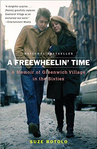 A Freewheelin' Time von Suze Rotolo