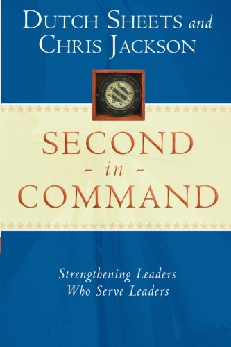 Second in Command By Dutch Sheets