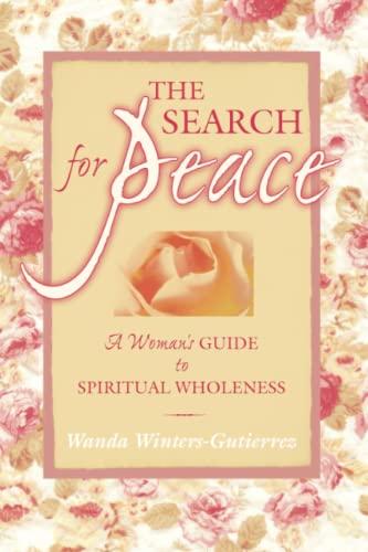 Search for Peace By Wanda Winters-Gutierrez