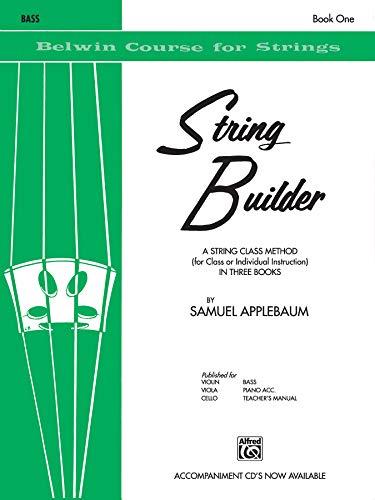 String Builder, Bk 1 By Samuel Applebaum