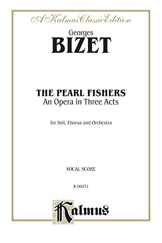 The Pearl Fishers By By (composer) Georges Bizet