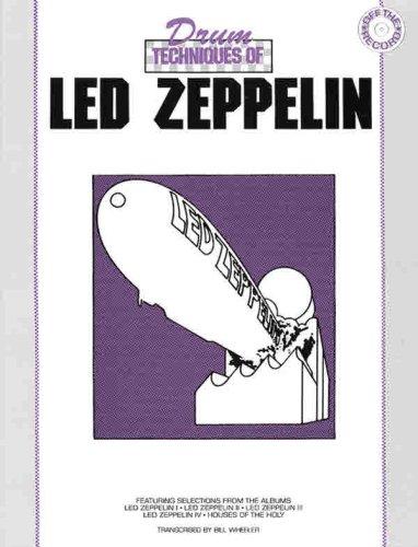 Led Zeppelin Drum Techniques By Led Zeppelin
