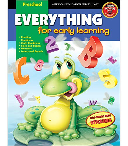 Everything for Early Learning By Compiled by American Education Publishing