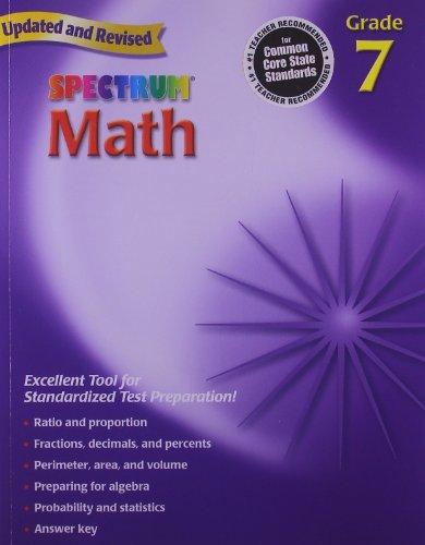 Math, Grade 7 By Thomas Richards (The Workcenter of Jerzy Grotowski, Pontedera, Italy)