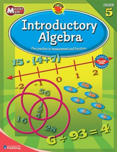 Master Math, Grade 5 By Brighter Child
