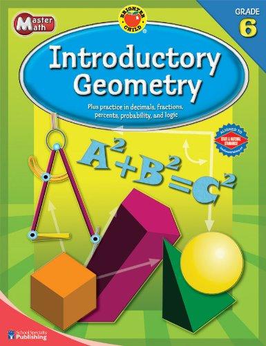 Master Math, Grade 6 By Brighter Child