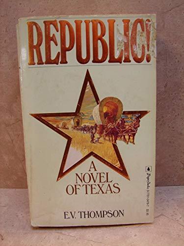 Republic! By E V Thompson