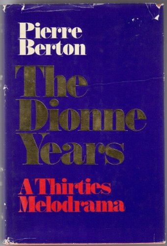 Dionne Years By Berton