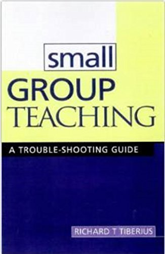 Small Group Teaching By R.G. Tiberius