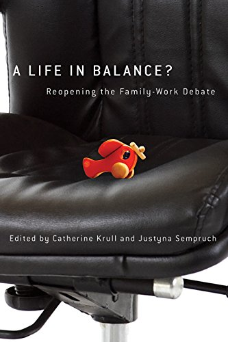 A Life in Balance? By Catherine Krull