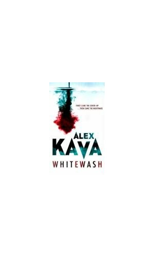 Whitewash (MIRA) By Alex Kava