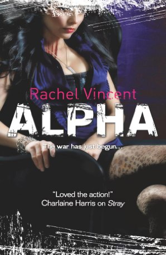 Alpha By Rachel Vincent