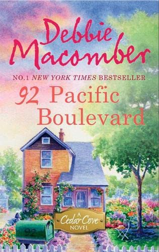 92 Pacific Boulevard (A Cedar Cove Novel) By Debbie Macomber