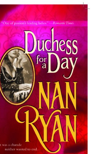 Duchess For A Day By Nan Ryan
