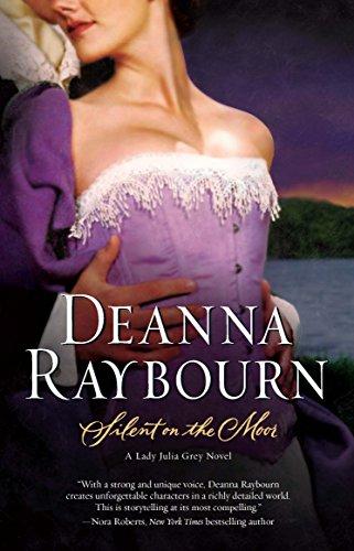 Silent on the Moor By Deanna Raybourn