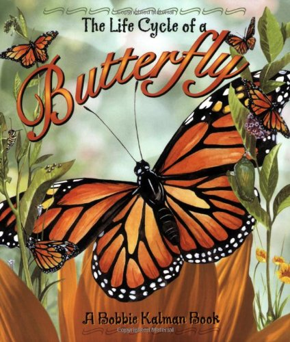The Life Cycle of the Butterfly By Bobbie Kalman