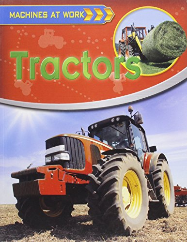 Tractors By Mr Clive Gifford
