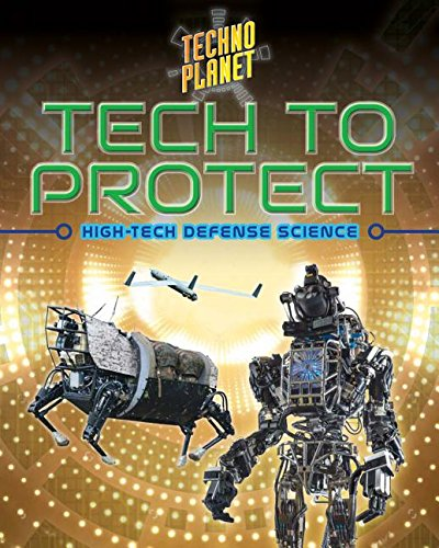 Tech to Protect - Techno Planet By James Bow
