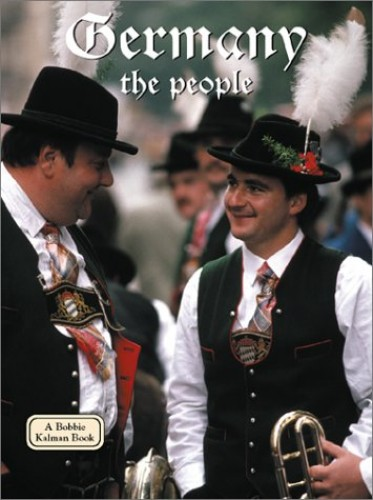 Germany, the People By Kathryn Lane