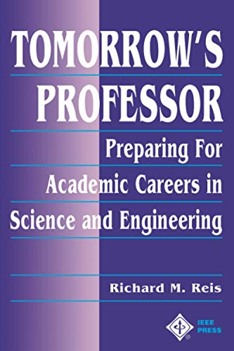 Tomorrow's Professor By Richard M. Reis