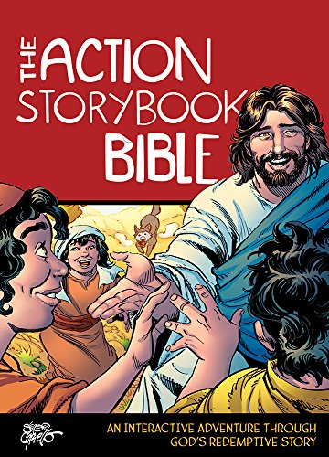 The Action Storybook Bible By Catherine DeVries