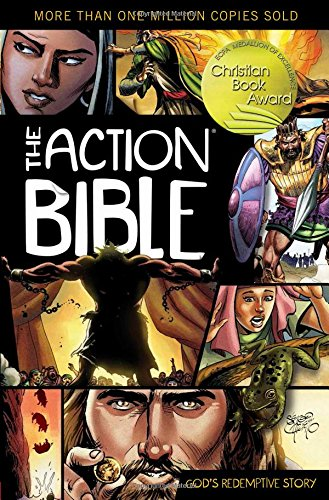 The Action Bible von Doug Mauss