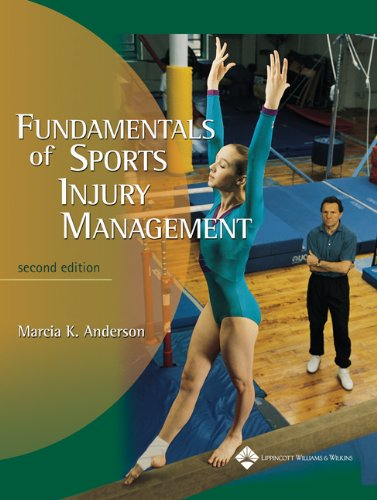 Fundamentals of Sports Injury Management By M. Anderson