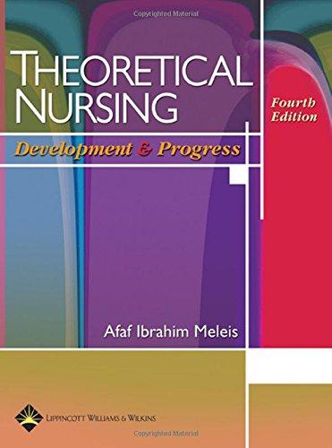 Theoretical Nursing By Afaf Ibrahim Meleis
