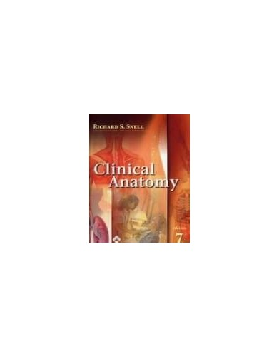Clinical Anatomy by Richard S. Snell