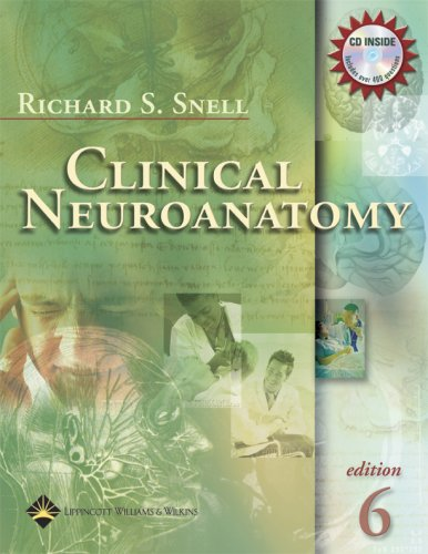 Clinical Neuroanatomy for Medical Students By Richard S. Snell