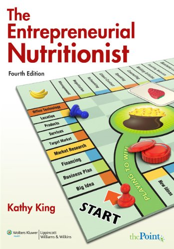The Entrepreneurial Nutritionist By Kathy King