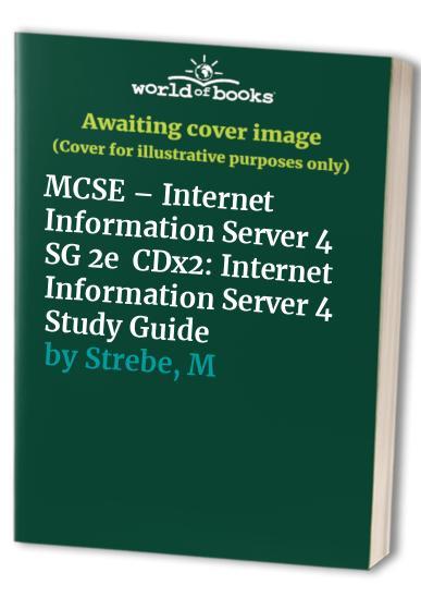 MCSE By Matthew Strebe